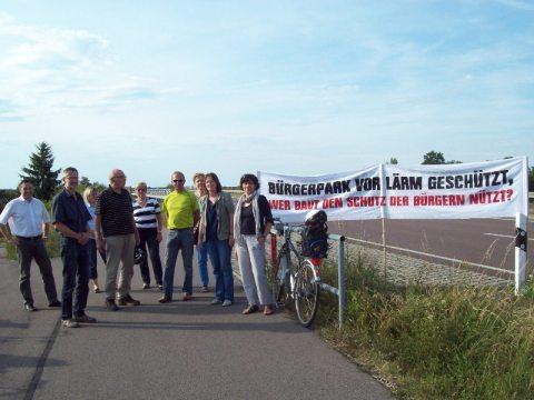 Lärm Leipzig Nord